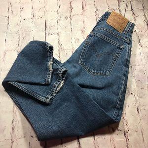 Levi's Jeans - Levi's 550 Vintage High Waisted Mom Jeans